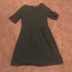 Old Navy Fit N Flare Dress size L